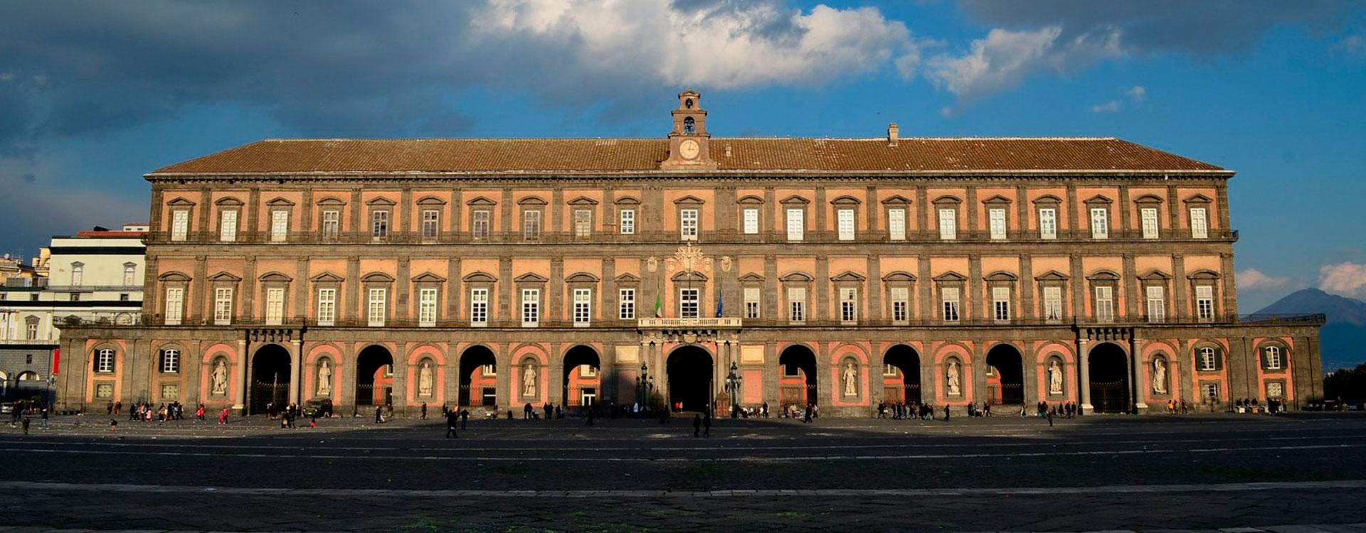Palazzo Reale Di Napoli Artecard